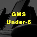 GMS Under 6
