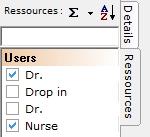 App Screen resources